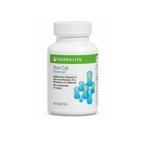 XTRA-CAL ADVANCED HERBALIFE